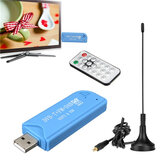 USB 2.0 Digital DVB-T SDR DAB FM HDTV TV Tuner Receiver Stick For Windows XP