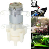 Mini 12V Priming Diaphragm Pump Water Pump Spray Motor for Water Dispenser WS
