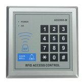 Porte d'entrée du système de contrôle de la sécurité de proximité RFID d'accès serrure 10 touches