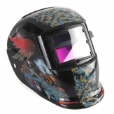 Vechtende Hawk Zonne Automatische Verduistering Welding Helm Mask Lassers Slijpen
