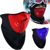 Bicycle Bike Winter Snowboard Ski Neck Warm Face Mask Veil Guard