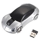 Car USB 2.4G 1600dpi 3D Optical Wireless Mouse
