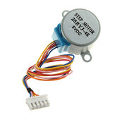 Gear Stepper Motor DC 5V 4 Phase 5-Wire Reduction Step For Arduino