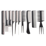 Professional Salon Hair Styling Hairdressing Plastic Combs
