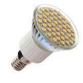E14 48 cms LED blanc chaud lumière 2.5w soptlight ampoule de la lampe 230v