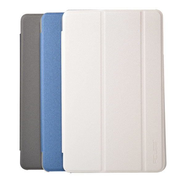 Tri-fold Folio PU Leather Case Stand Cover For ALLDOCUBE Cube U80 Super Version Tablet