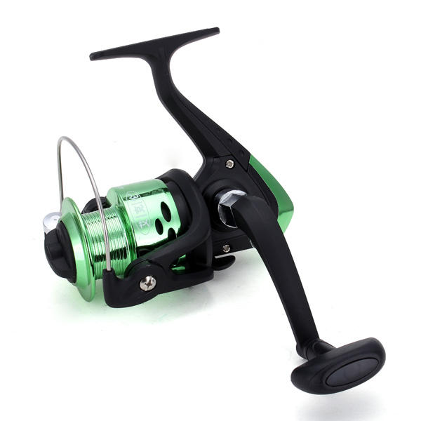 Anti-omgekeerde Spinning Fishing Reels 5.2: 1 rechterhand / linkerhand C40 / 60
