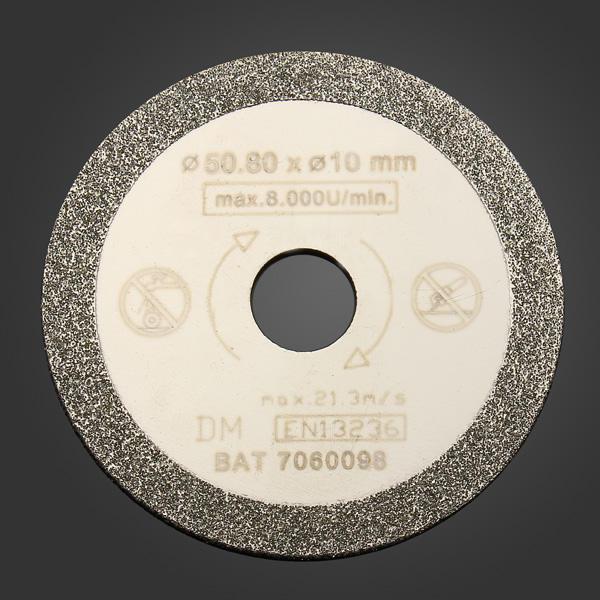 50.8 millimetri diamante sega dischi di taglio della lama per il taglio delle mattonelle di marmo