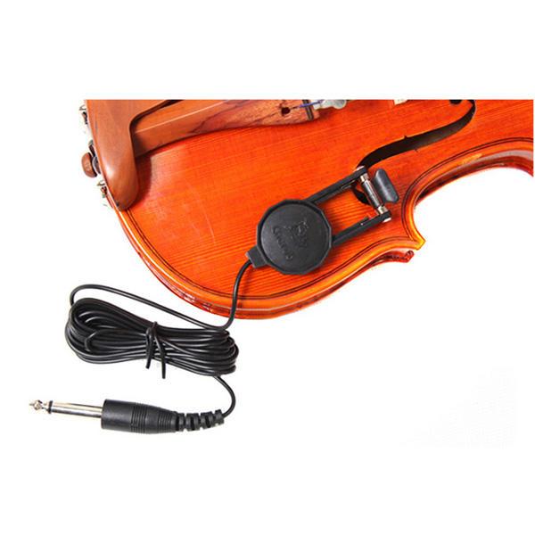 Cherub WCP-60V Acoustic Pickup Pick Up for Violin Musical Instrument