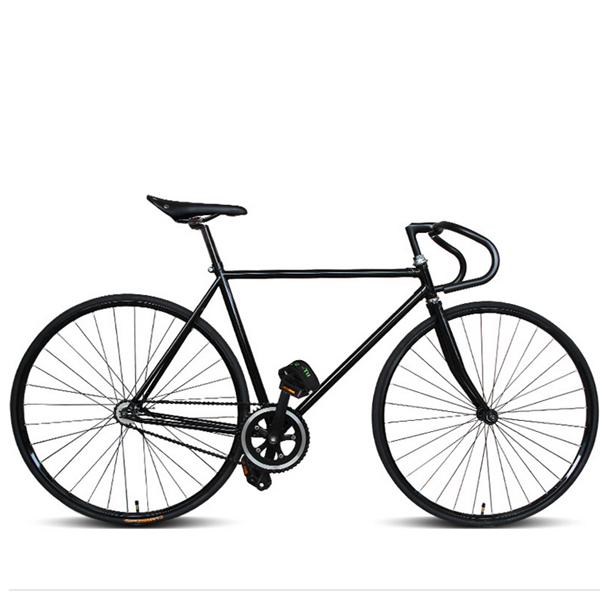 Retro Racing Bike Fixed Gear Bike Anyway and Hub Plating Frame Sale ...