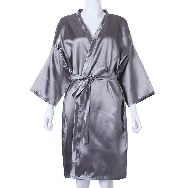 Waterproof Hair Salon Cutting Hairdressing Gown Cape Robe - US$7.69 ...