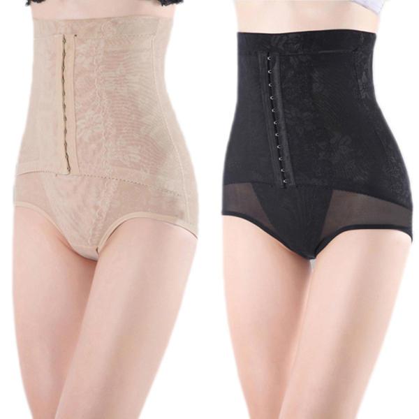 เลดี้เอวสูง Slimming Pants Body Shaper หลังคลอดการฟื้นตัวของอวัยวะเพศชาย