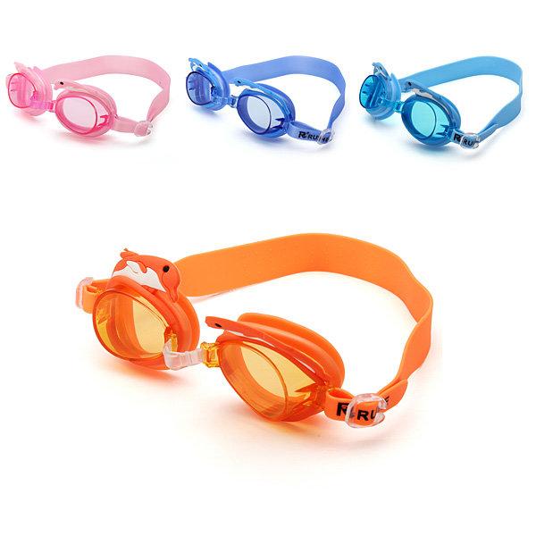 Silicona Dolphin Swimming Goggles Children Anti Niebla Swimming Gafas