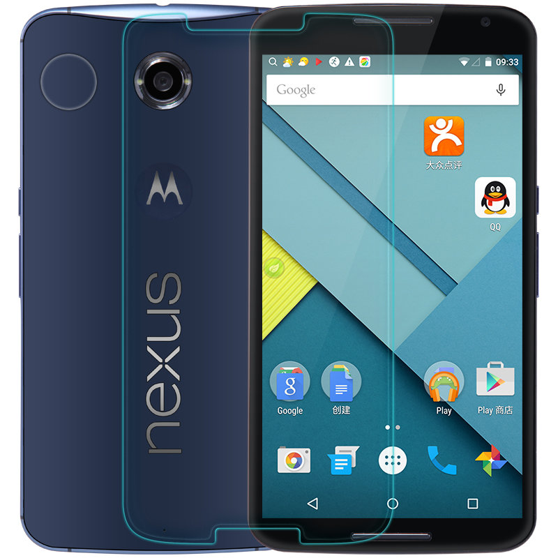 nillkin h+ anti-explosion tempered glass film for moto nexus 6 Sale - Banggood.com sold out