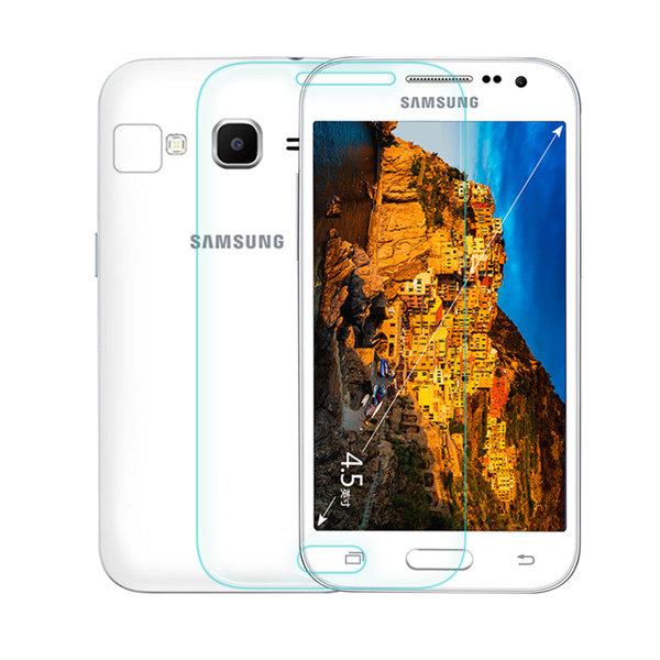 NILLKIN H Temperli Cam Ekran Koruyucu Samsung G360 Çekirdek Prime için