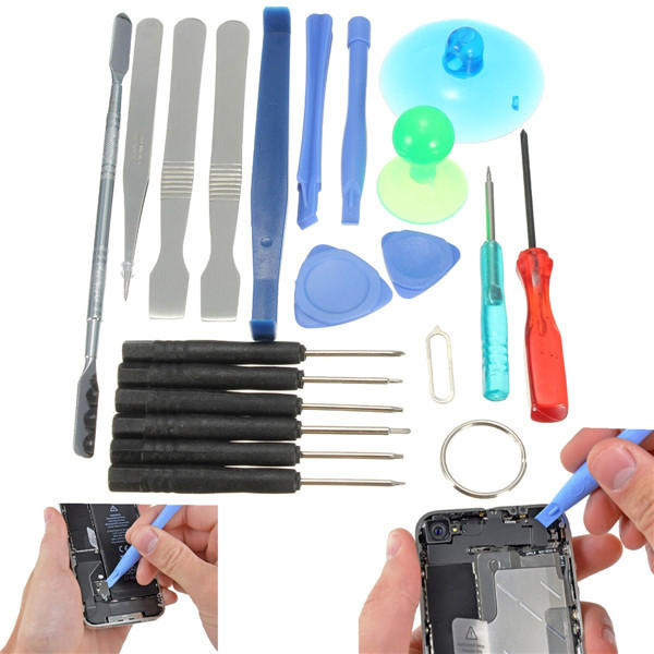 21 in 1 Repair Tool Kit Screwdriver Set For Mobile Phone
