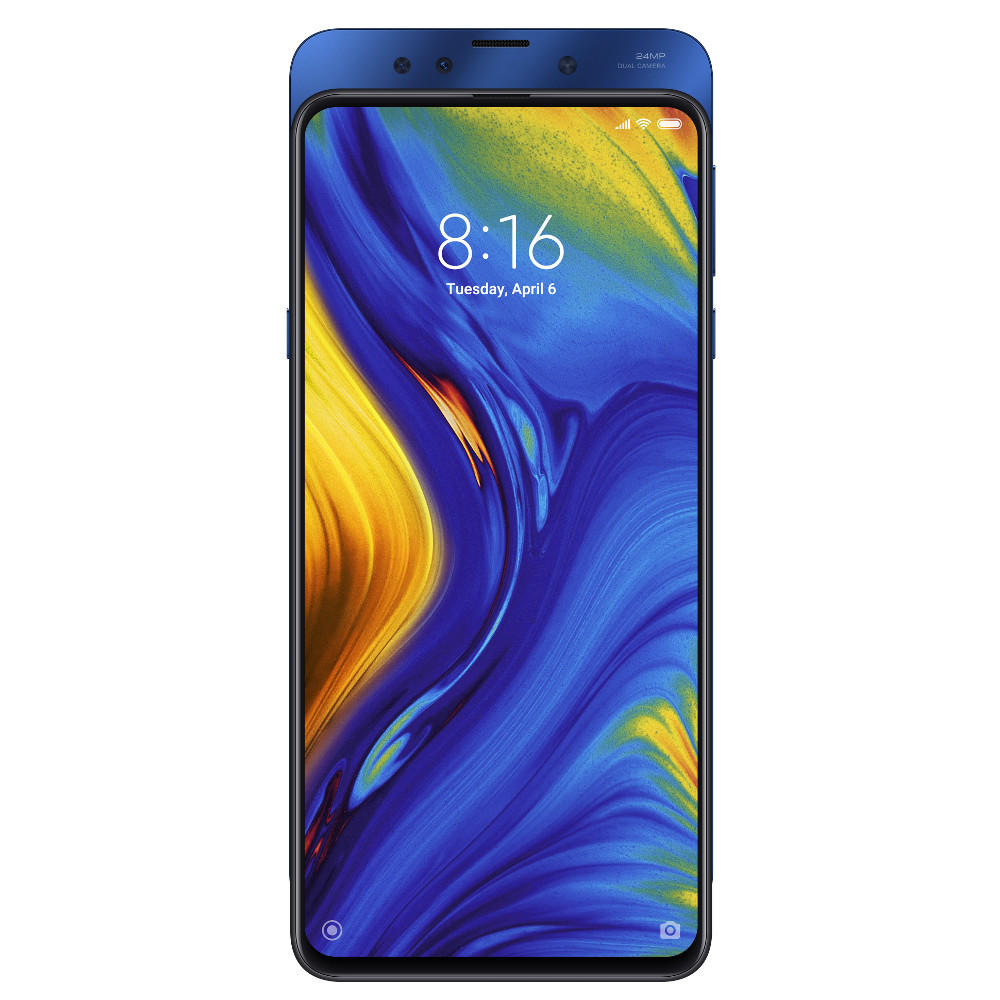 Xiaomi Mi Mix 3 6/128GB Global Blu/Nero