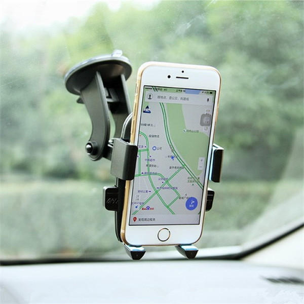 Bakeey ™ Supporto per cruscotto per auto Supporto per telefono cellulare Sucker Car per iPhone Samsung Xiaomi GPS