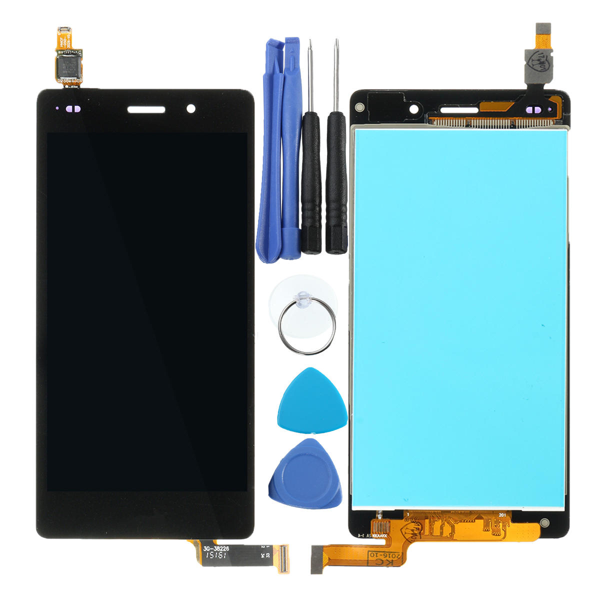 Экран Touch Digitizer + LCD Дисплей С Набор Repalcements For Huawei Ascend P8 Lite