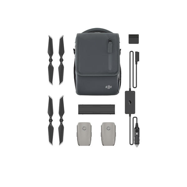 Fly More Kit Accessories Batteries Sac à bandoulière Chargeur Hélices pour DJI Mavic 2 Pro / Zoom Drone