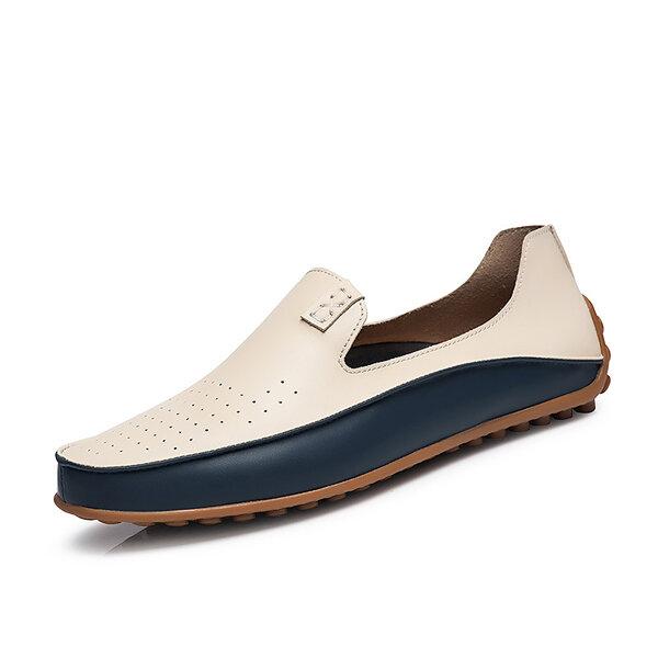 US Taille 6.5-11.5 Hommes Chaussures Extérieur Décontracté Bout Rond Slip On Respirant