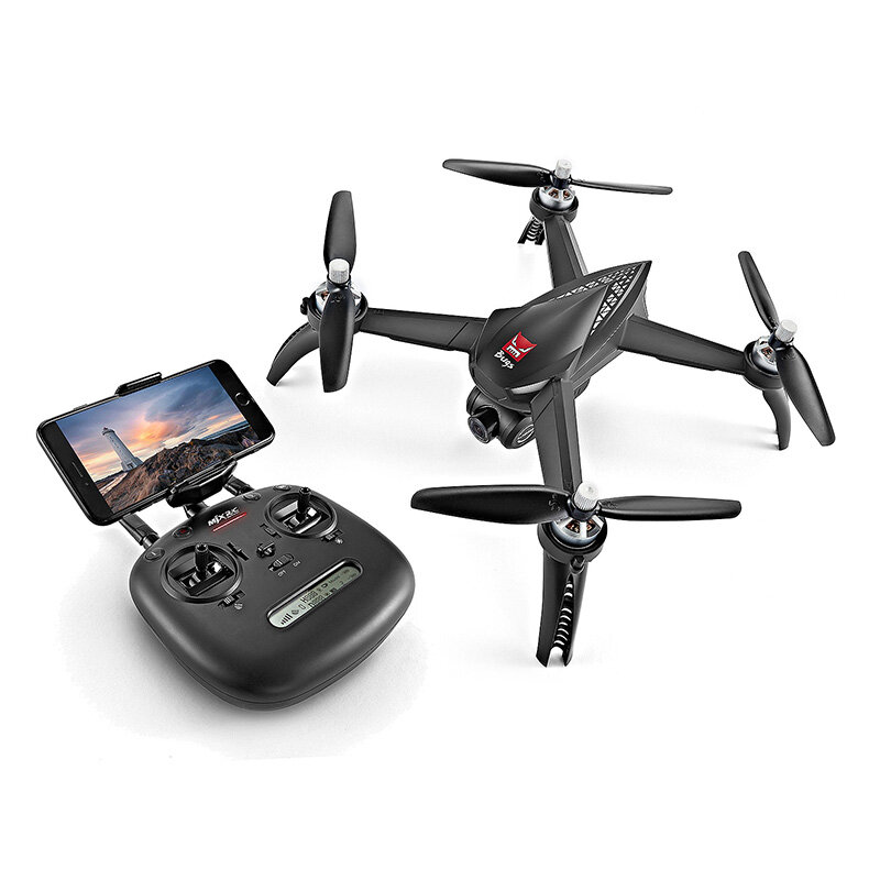 e478e0cfa61e1 MJX Bugs 5 W B5W 5G WIFI FPV With 1080P Camera GPS Brushless Altitude Hold  RC Drone Quadcopter RTF COD