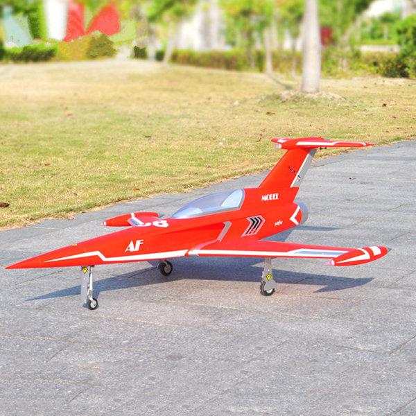 AF Model Diamond 90mm EDF Blue Red 1200mm Sport Jet PNP
