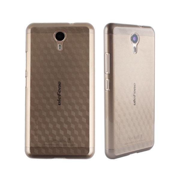 Прозрачная защитная крышка для жесткого диска Чехол для Ulefone Мощность 2