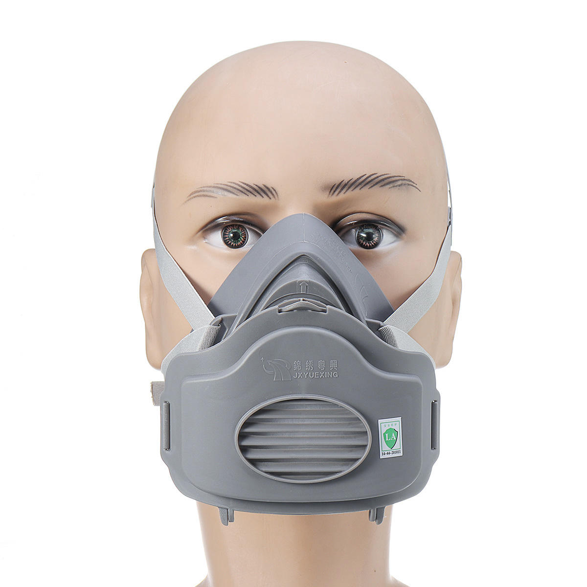 PM2.5 Gas Protection Filter Face Respirator Anti Dust Smog Mask 3600 N95 Health
