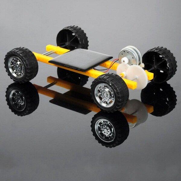 diy solar power toy mini car for children sale. Black Bedroom Furniture Sets. Home Design Ideas
