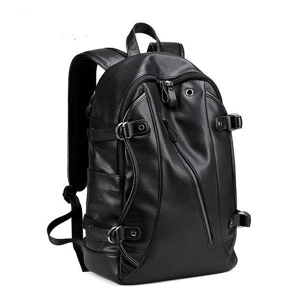 Mannen Casual Rugzak Grote Capaciteit Reis Bag Daypack USB Laad Rugzak