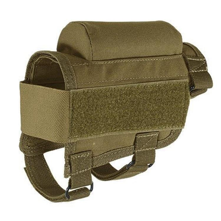 FAITH PRO Multifunctional Tactical Bullet Cheek Accessory Bag For .300 .308 Win Mag