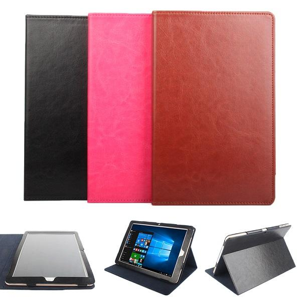 PU Leather Folding Stand Case Cover for Chuwi Hi10 Pro Tablet