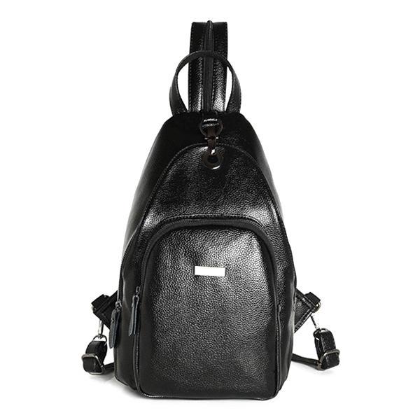 الرجعية نقية اللون الصدر حقيبة الكتف حقيبة