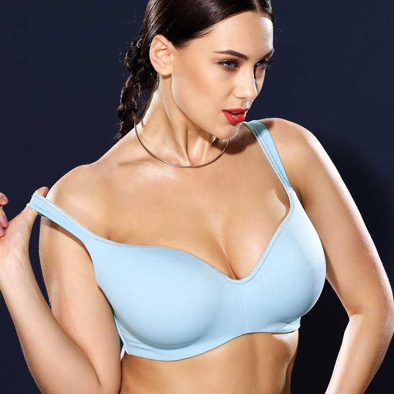 11a8b8184ee06 1   12. Push Up Full Cup Plus Size Boobs Anti Sagging Underwire Gather Bra  ...