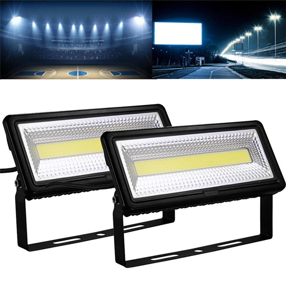 50w Cob Led Flood Light Waterproof Outdoor Security Light