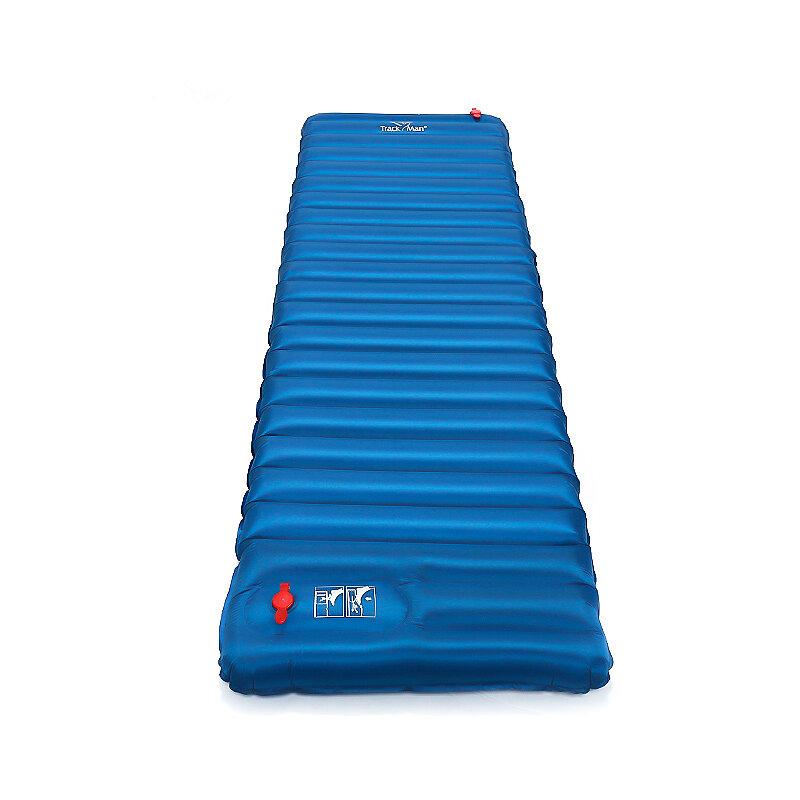 обходчик TM2604 Автоматические надувные матрасы для воздуха Self Inflating Mat Hiking Travel Pad 195x60x9cm