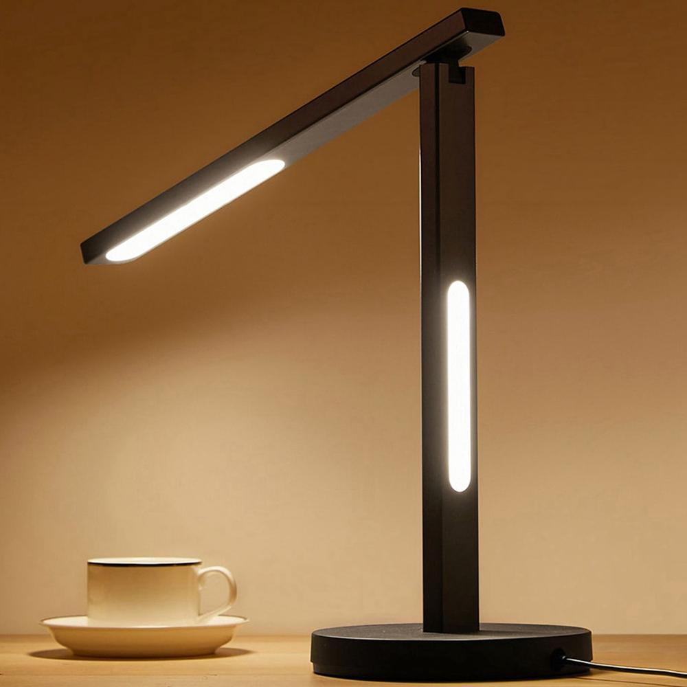 xiaomi zhiyi led desk light stand table lamp wifi app control rh banggood com