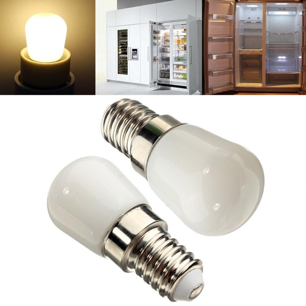 e14 led bulb 2w white warm white 100lm refrigerator light ac 220 rh banggood com