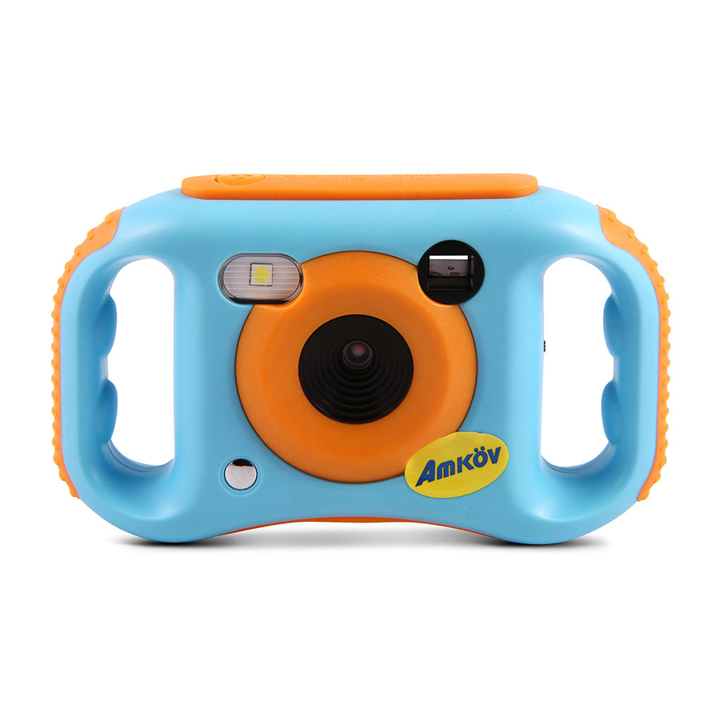 Amkov E7 5M 1080pP HD 1.77 Inch TFT Screen WIFI Mini Kid Children Camera