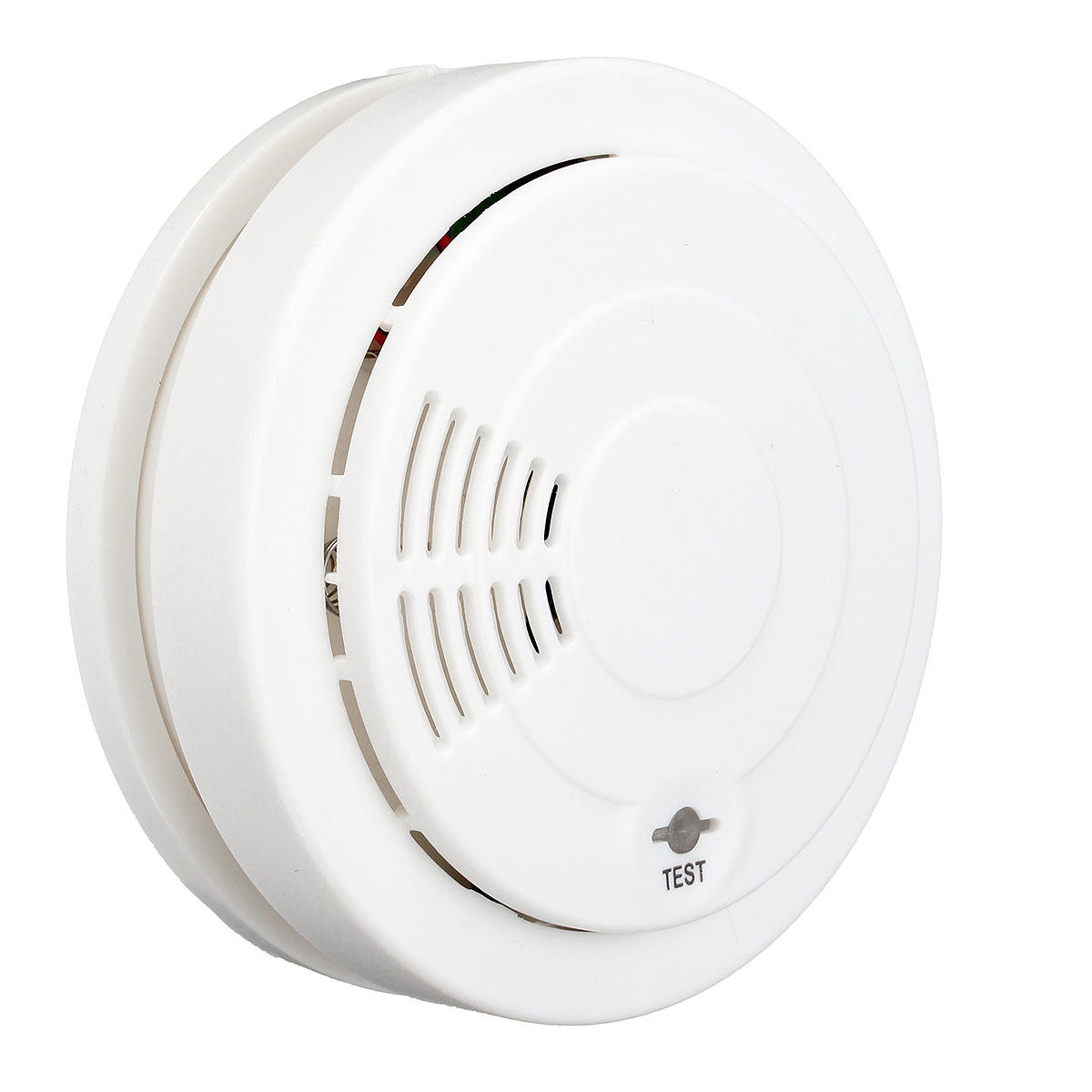 Détecteur de détecteur d'alarme avertisseur de gaz à fumée antioxydant au monoxyde de carbone