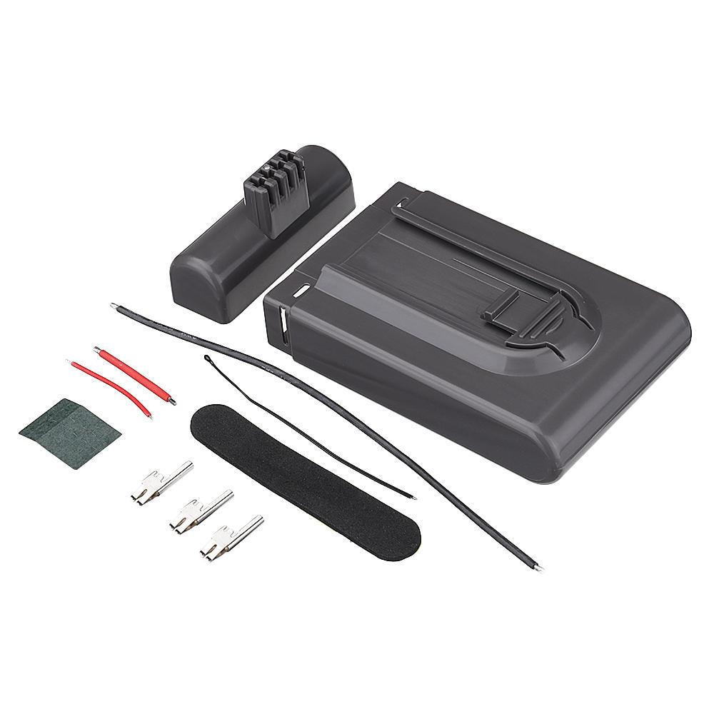 Outil électrique Batterie Accessoires d'assemblage sans Batterie Pour aspirateur Dyson type B DC16 ou DC62