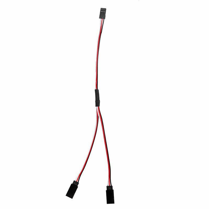 30cm RC Servo Y Extensión Cable de Alambre Línea de Dupont Para RC Módulo