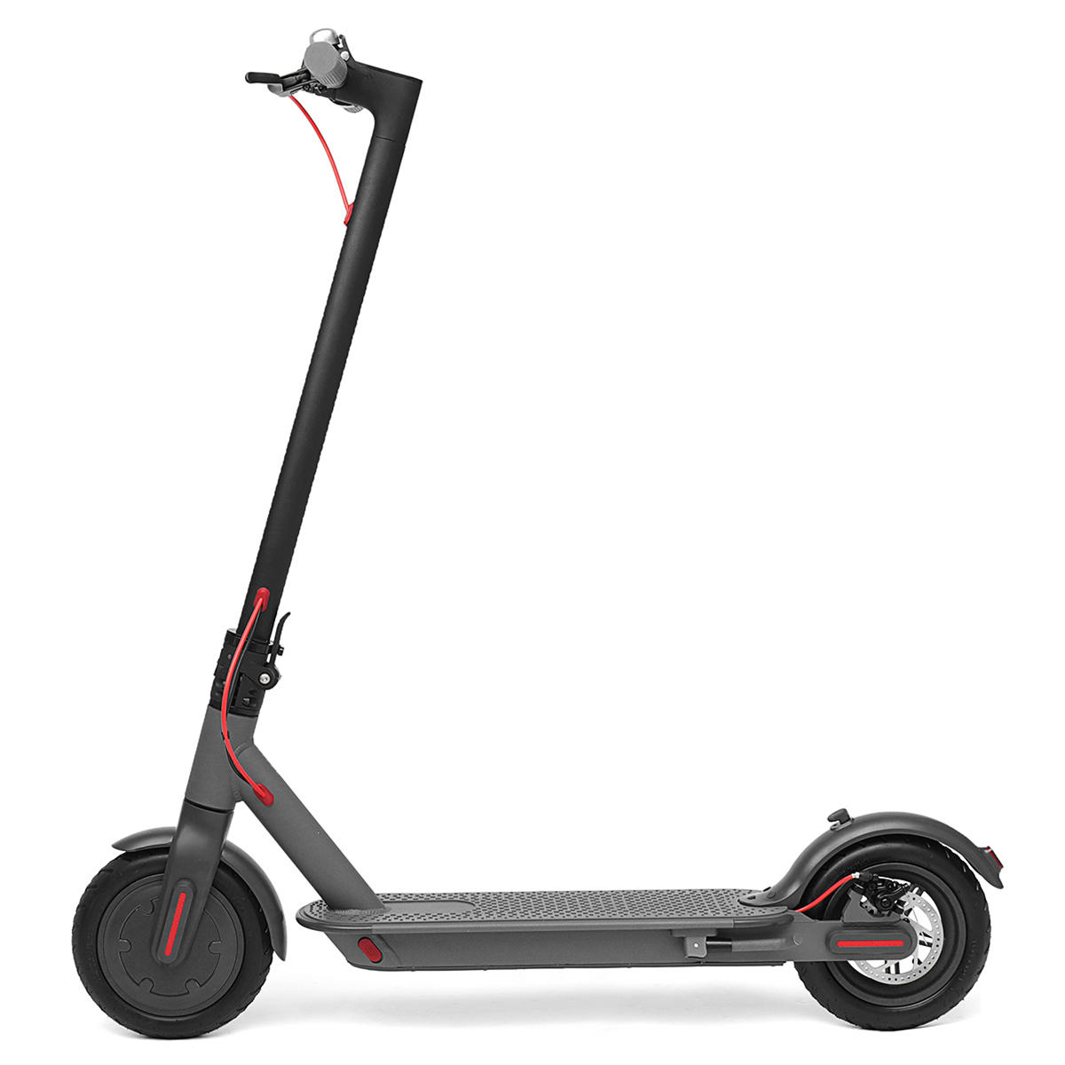 ALFAS 4.0Ah IP54 Waterproof Ultralight 30km Long Life Electric Scooter 28km/h 100kg Max Load Two Wheels Electric Scooter with APP EU Plug