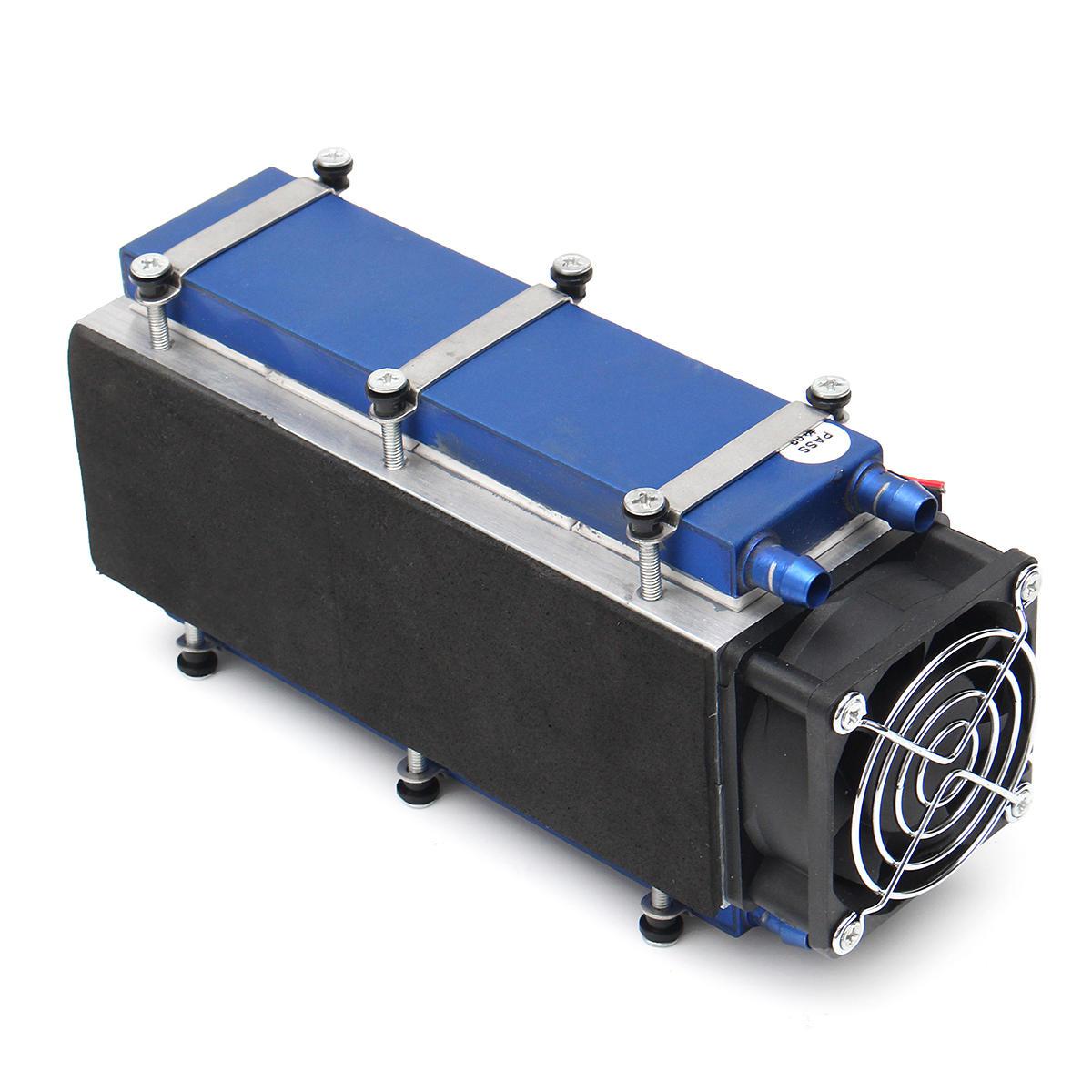 Équipement de refroidissement par air de radiateur de refroidisseur de DC12V 60A 576W 8 puce TEC1-12706