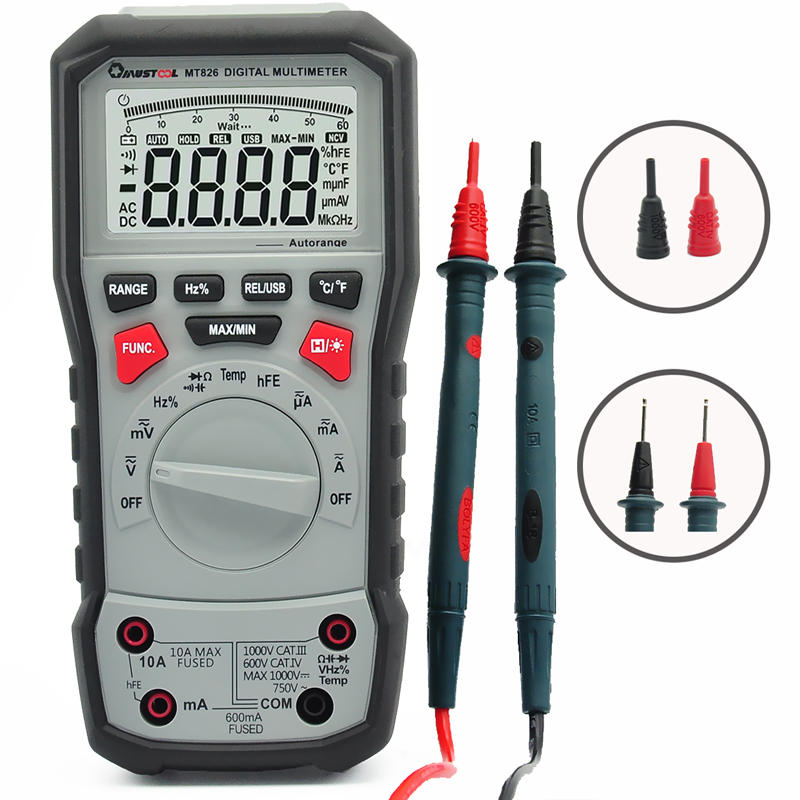 Super Mustool Mt826 True Rms Professional Digital Multimeter Ac Dc Wiring Cloud Hisonuggs Outletorg