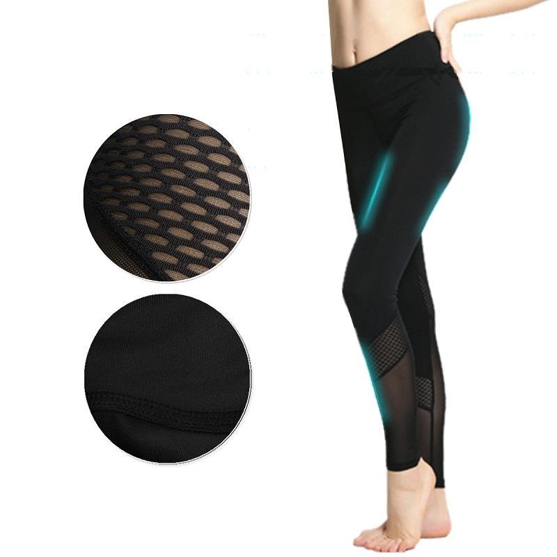 Women Ladies Running Yoga Fitness Leggings Gym Exercise Sports Yoga Pants