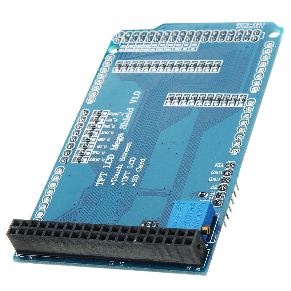 3.3V TFT LCD Adjustable Shield Expansion Board For Arduino Mega 2560 R3 3.2