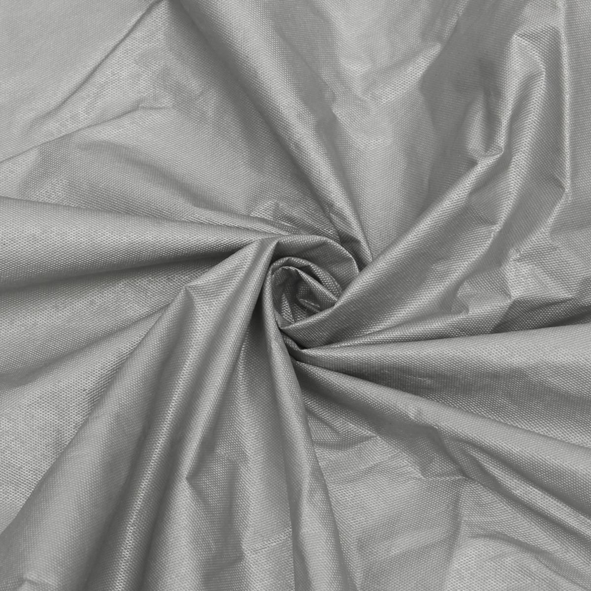 Universel M couverture de voiture pleine de coton imperméable à l'eau respirable neige protection contre la neige