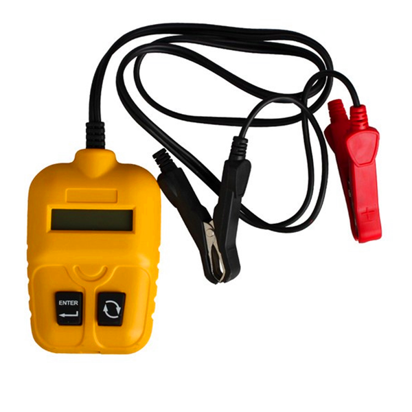 Auto Digital Battery Analyzer Tester Tool SC100 Digital Car Battery Analyzer Battery Checker